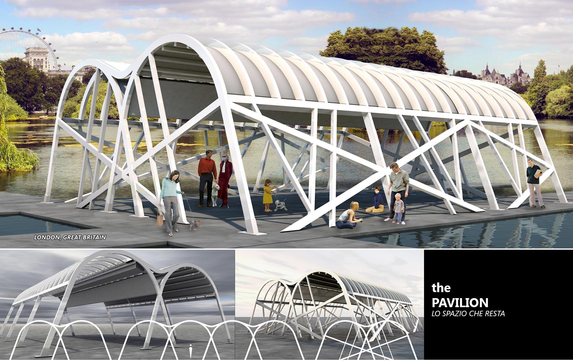Temporary Pavilion